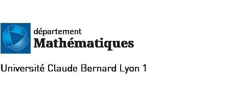logo-Département de Mathématiques